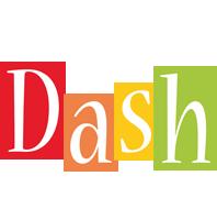 Dash colors logo