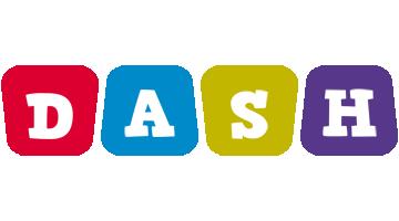 Dash kiddo logo