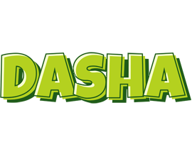 Dasha summer logo