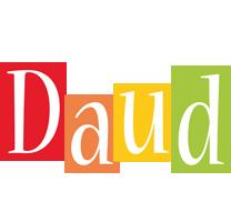 Daud colors logo