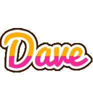 Dave smoothie logo