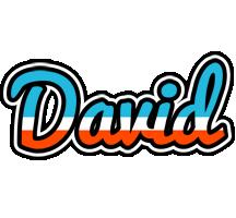 David america logo