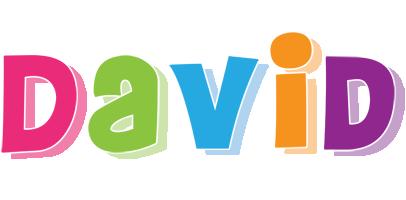 David friday logo