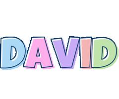 David pastel logo