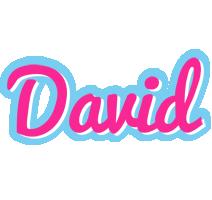 David popstar logo
