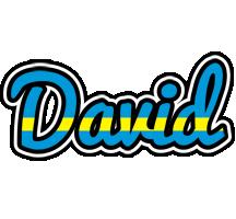 David sweden logo