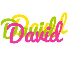 David sweets logo