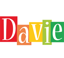 Davie colors logo