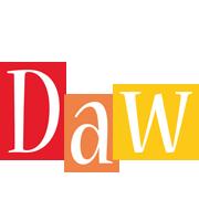Daw colors logo