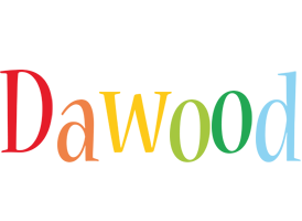 Dawood birthday logo