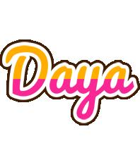 Daya smoothie logo