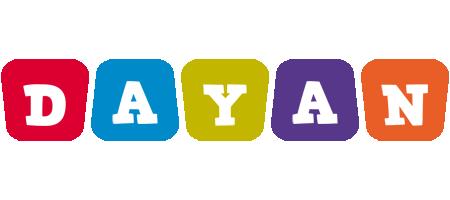 Dayan kiddo logo