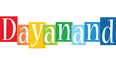 Dayanand colors logo