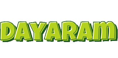 Dayaram summer logo