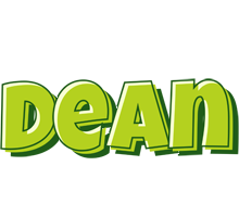 Dean summer logo