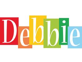 Debbie colors logo