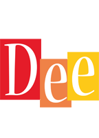 Dee colors logo
