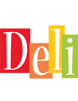 Deli colors logo