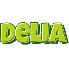 Delia summer logo