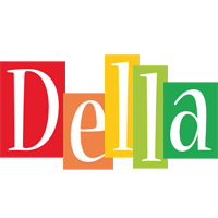 Della colors logo
