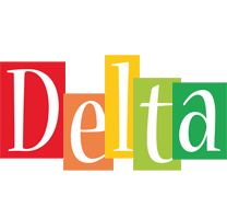 Delta colors logo