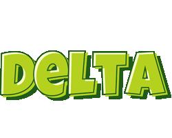 Delta summer logo