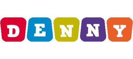Denny kiddo logo