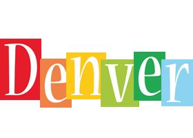 Denver colors logo