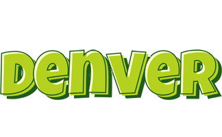 Denver Logo Name Logo Generator Smoothie Summer
