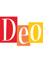 Deo colors logo