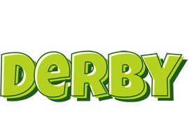 Derby summer logo