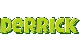 Derrick summer logo