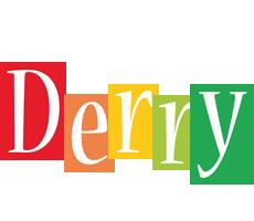 Derry colors logo