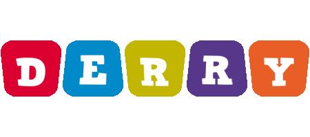 Derry kiddo logo