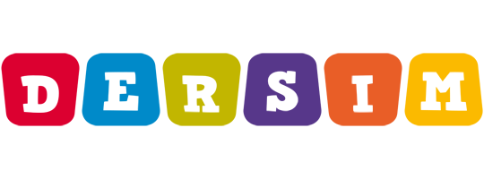 Dersim kiddo logo