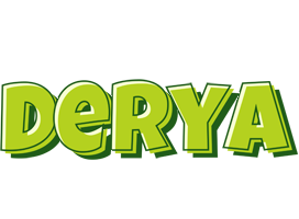 Derya summer logo