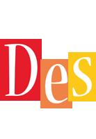 Des colors logo