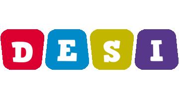 Desi kiddo logo