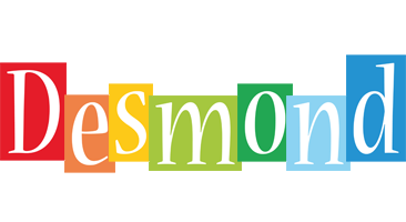 Desmond colors logo