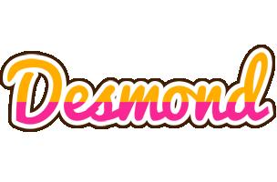 Desmond smoothie logo