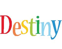 Destiny birthday logo
