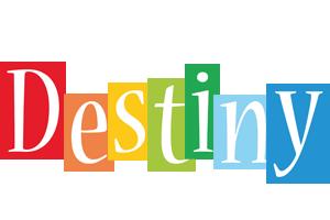 Destiny colors logo