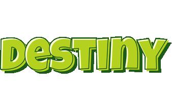 Destiny summer logo