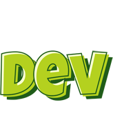 Dev summer logo