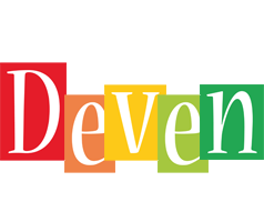 Deven colors logo