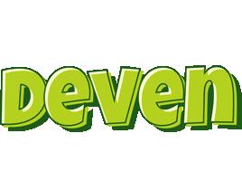 Deven summer logo