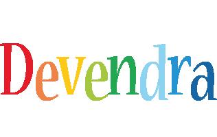 Devendra birthday logo