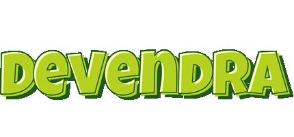 Devendra summer logo