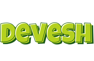 Devesh summer logo