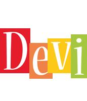Devi colors logo